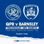 Queens Park Rangers x Barnsley – Prognóstico da 34ª rodada da Championship 2020/21 Foto Destaque: Divulgação/ Queens Park Ranger