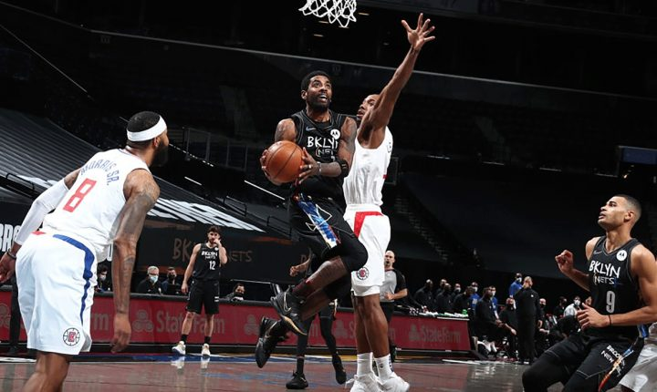 nets clippers nba