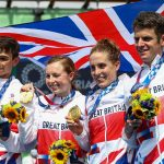 Tokyo Olympics: Team GB win gold in first-ever triathlon mixed relay