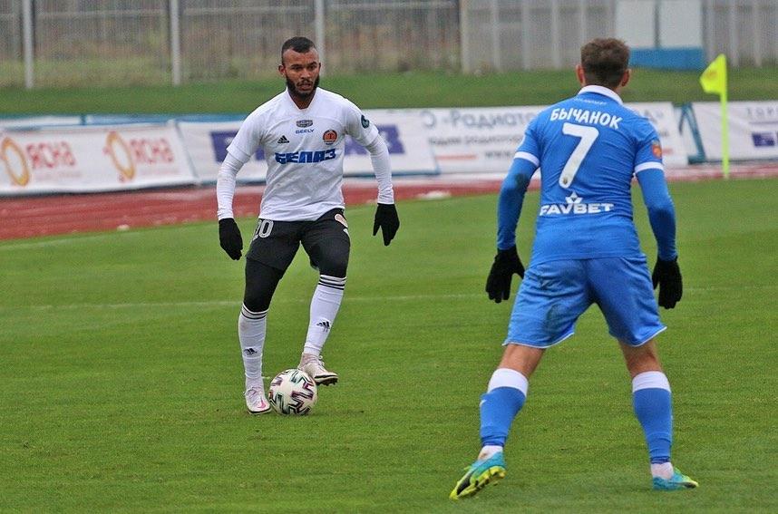 Após completar 50 jogos em território europeu, Lipe Veloso celebra retorno ao Torpedo Zhodino e projeta bons resultados
